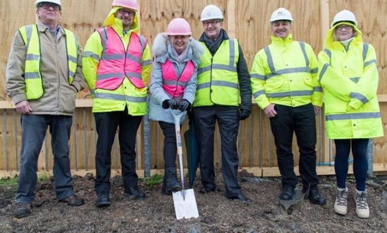 Work starts on purpose-built IVF centre for fertility pioneers Bourn Hall