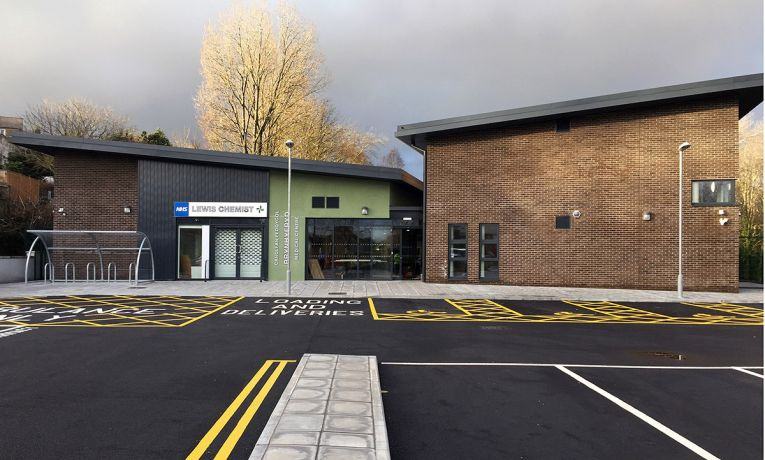 The Healthcare Property Company Wales Develops Modern Surgery In Brynhyfryd